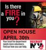 Recruit NY 2017 - Open House